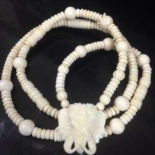 Thai Amulet Ivory(26mm)