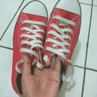 sepatu all star / converse