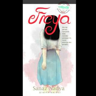 Novel Freya Ebook