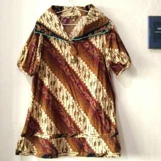 Danar Hadi Blouse semi Dress