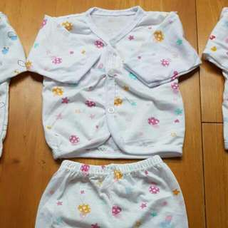 Ready Stock-Pyjama (Long)
