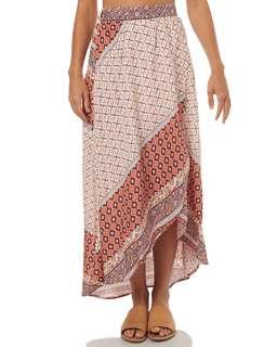 O'Neil wrap skirt