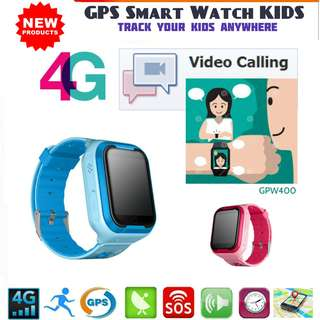 2018 GPS Kids Watch - 4G Models