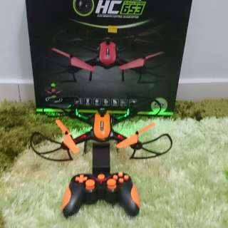 Baru no HC653 WiFi camera quadcopter Drone