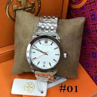 TORY BURCH HIGH-END SWISS MADE WATCHES