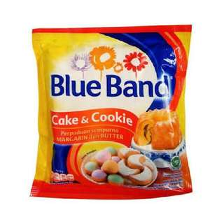 Blueband Butter Cookies