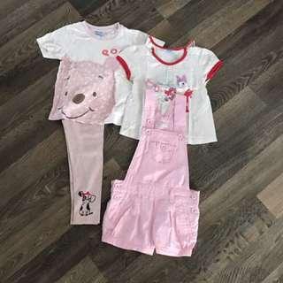 Bundle kids clothes