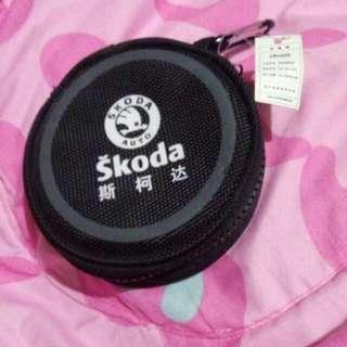 Skoda coin purse