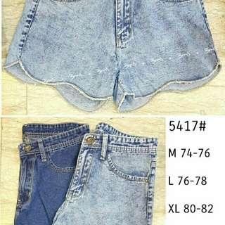 Celana jeans wanita BC BM 5417# Hp Scallop