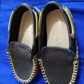 Baby Leather Loafer Size 20