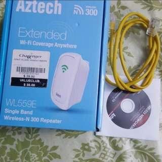 Aztech WL559E Wifi Extender