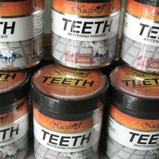 Nucifera Teeth Whitener