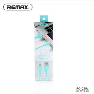 Remax Lesu Type C charging cable