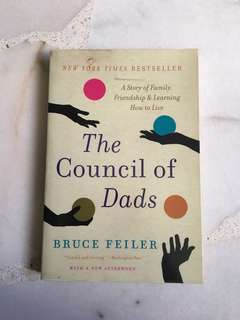 The Council Of Dads (Bruce Feiler)
