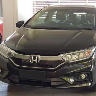Honda City Full Spec 2018 Brand new