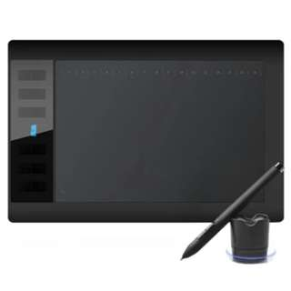 Gaomon 1060Pro Wacom Drawing Tablet for Drawing Graphic Tablet OSU USB Digital with Digital Pen