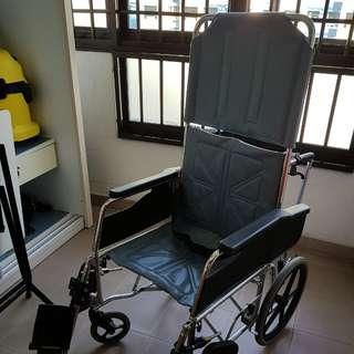 Matsunaga Wheel push chair CM-54/460 recline