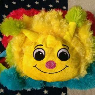 caterpillar costume for your dogs,almost new,,size xl