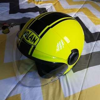 NOLAN N21 HELMET! CHEAP & ALMOST NEW SIZE S