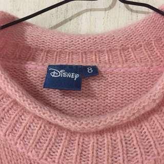 knit wear disney (sweater)