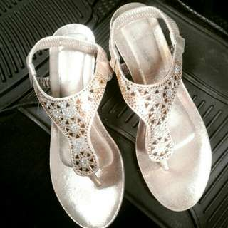 Shine cinderella sandal made in HK