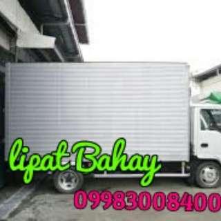 Lipat bahay 09983008400