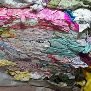 ASSORTED BEDSHEETS,,100KGS SEALED BALE CLASS A