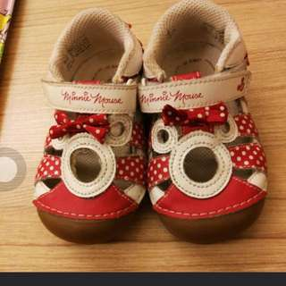 Stride rite baby shoes 13 to 14cm us size 6