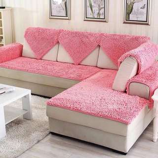 Pink Sofa Carpet