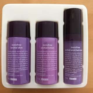 Innisefree Travel kit - Orchid