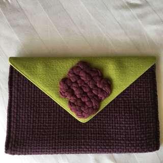 Aranaz R2R Clutch Bag