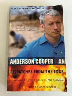 Anderson Cooper - Dispatches from the Edge
