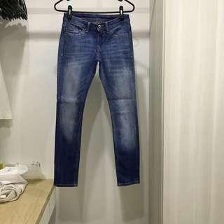 Esprit Blue Denim skinny jeans