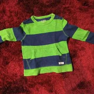 Sweater anak usia 2 -3 thn