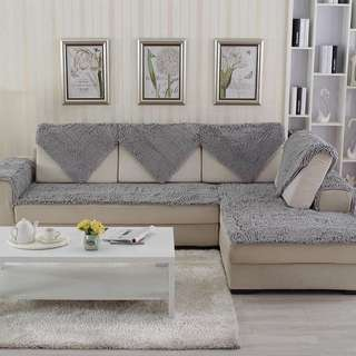 Dark Gray Sofa Carpet