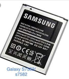 Samsung Galaxy Duos S7562/S7582 Battery Clsss A
