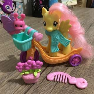 My Little Pony Scooter with Fluttershy
