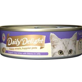 Daily Delight Jelly - $1.20 / per ctn of 24 cans $22.00