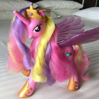 My Little Pony Princess Cadance Talking Toy