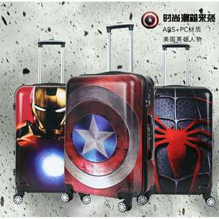 Heroes Luggage