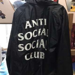 anti social social club bomber