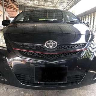 Toyota Vios J spec Auto 2008