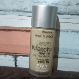 Wet N' Wild Liquid Foundation