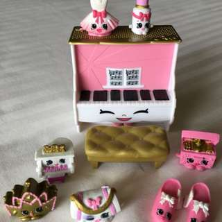 Shopkins Ballet Collection