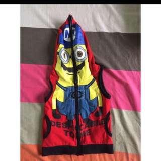 Minion jacket