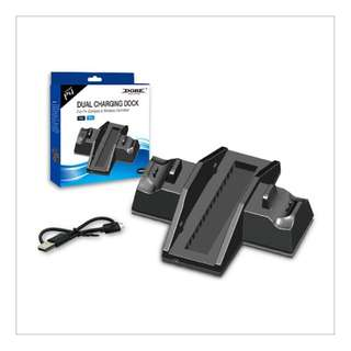 Dobe Dual Charging Dock For PS4 Pro