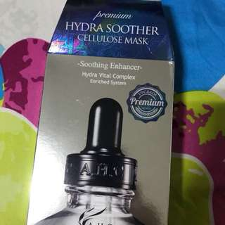 A.H.C Hydra Soother Mask 100% from Korea