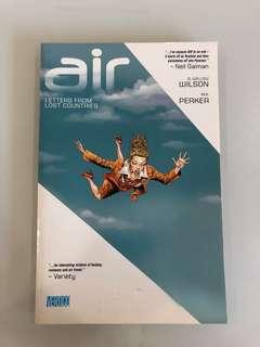 G Wilson - Air (Graphic Novel)