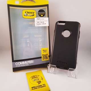 iPhone 6s Plus Otterbox Commuter(Black)