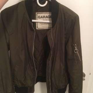 Garage Bomber jacket